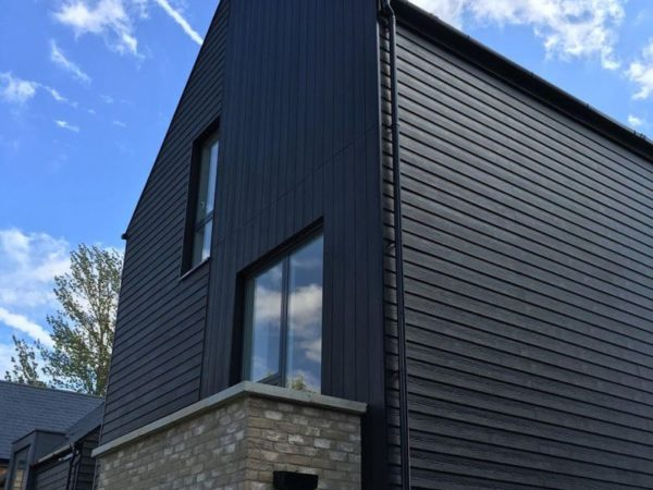 Cladding: Weatherboards